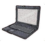 Computers and Tech Embroidery Designs