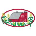 Free Farm Embroidery Designs & Templates