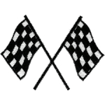 Custom Auto Racing Embroidery Designs
