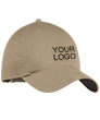 Custom Unstructered Cap