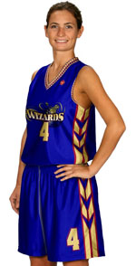 3 Pointer Sublimated Jersey
