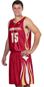 Focus Sublimated Basketball
