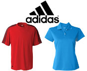 Custom Adidas Apparel