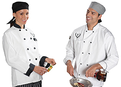 Custom Chefs Clothing