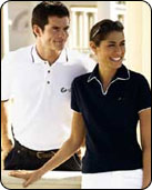His & Hers Polos