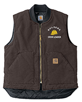 Custom Industrial Rugged Heavy Duty Vests