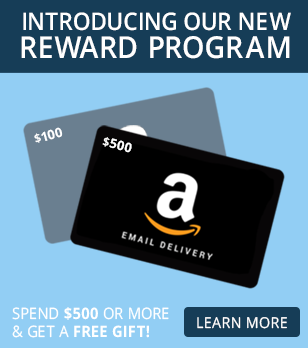 Reward Points and Free Gifts for Custom Sales & Store Staff Purchases
