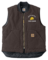Custom Rugged Construction Vests
