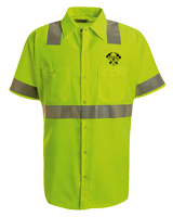 Custom Safety Shirts for Construction