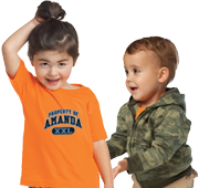 All Custom Kids Apparel
