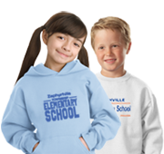 Custom Kids Sweatshirts