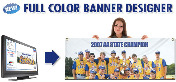 Custom Banners and Vinyl Banners