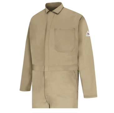Custom Safety Coveralls
