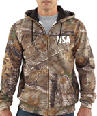 Custom Camo Apparel