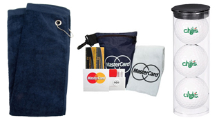 Custom Promotional Golf Products