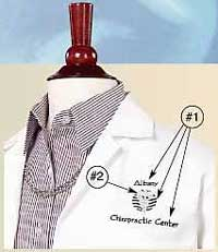 Medical Lab Coat Example