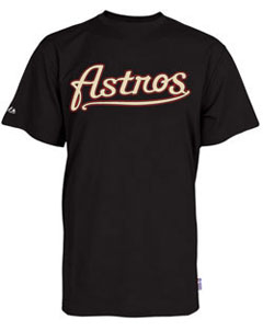 Custom Houston Astros Uniforms