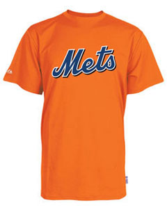 Custom NY Mets Uniforms