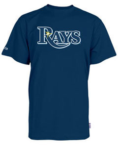 Custom Tampa Bay Rays Uniforms