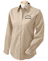 Custom Work Uniforms for Waitresses and Female Servers