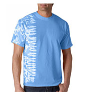 Tie-Dye Adult One-Color Fusion Tee