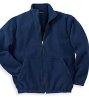 Mens Fleece Full Zip Jacket