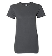 Fine Jersey Short Sleeve Ladies American Apparel Tee.