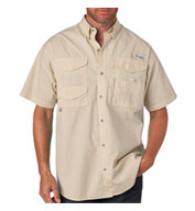 Columbia® Bonehead Shortsleeve Fishing Shirt