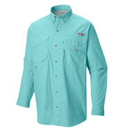 Custom Columbia® Bonehead Longsleeve Fishing Shirt