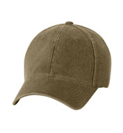 Custom Yupoong Flexfit Garment-Washed Cotton Twill Cap