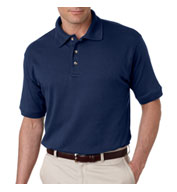 Ultraclub Luxurious Egyptian Men's Cotton Polo