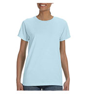 Custom Ladies 100% Ring - Spun Pigment Dyed Comfort Colors T-shirt