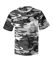 Youth Code V Camouflage T-Shirt