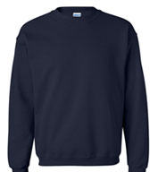 80/20 Heavyweight Ultra Cotton Crew Neck Sweatshirt