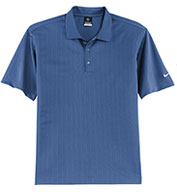 Mens NIKE Golf Dri-FIT UV Textured Sport Shirts