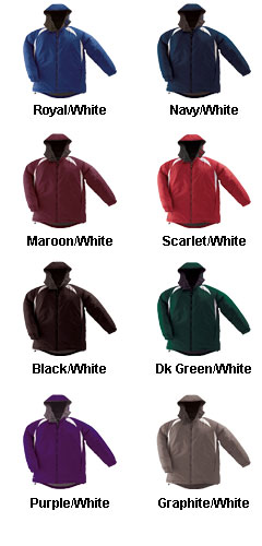 Adult Sideliner Jacket - All Colors