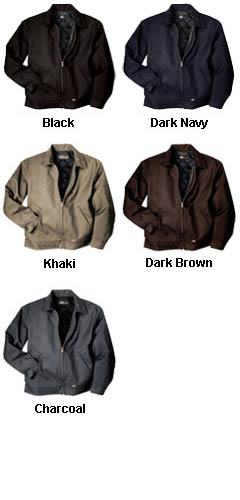 Dickies Lined Eisenhower Jacket    - All Colors