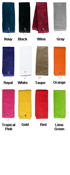 Tri-Fold Sport Towel - All Colors