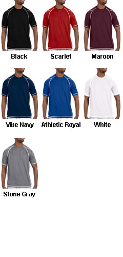 Champion Double Dry� Tee with Odor Resistance - All Colors