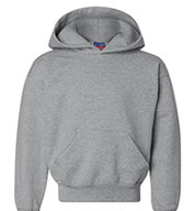 Champion Heavyweight Youth Pullover Hooded Sweatshirt