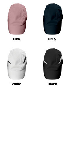 Super Light Weight Unconstructed Performance Running Cap  - All Colors