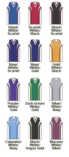 Youth Archer Jersey - All Colors