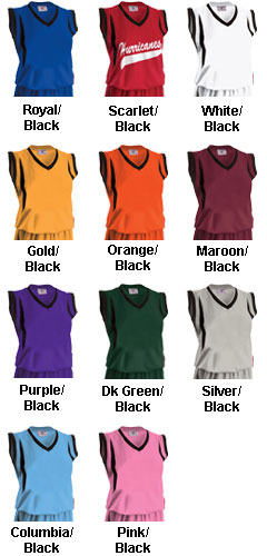 Youth Tiger Softball Jersey - All Colors