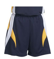 Girls Deluxe Stinger Cool Mesh Softball Shorts