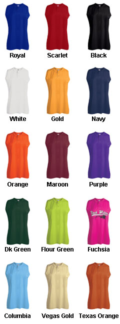 Youth Dugout Softball Jersey - All Colors