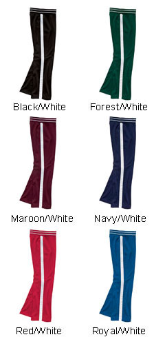 Girls Medallion Pants by Charles River Apparel - All Colors