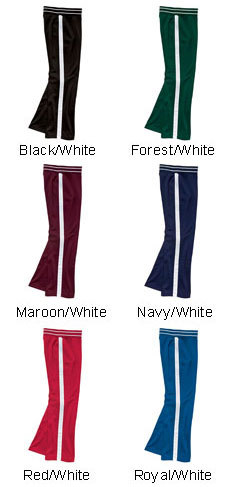 Womens Medallion Pants by Charles River Apparel - All Colors