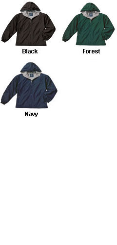 Youth Full Zip Front Portsmouth Jacket by Charles River Apparel - All Colors