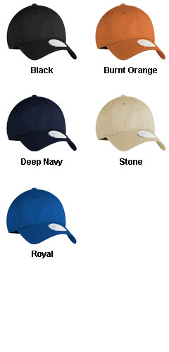 New Era� - Unstructured Stretch Cotton Cap - All Colors