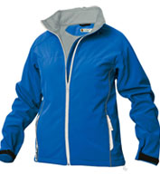 Custom Ladies SOFTSHELL LADY Jacket by Clique